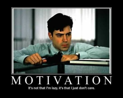 Office Space Motivation